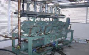Compressor Multipack Chiller System