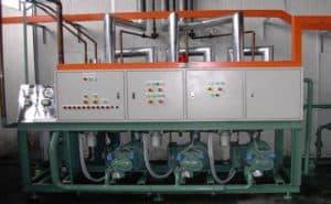 Bitzer- Screw Compressor Pack (50Hp)