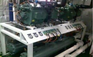 Vessel Compressor Room-70Hp