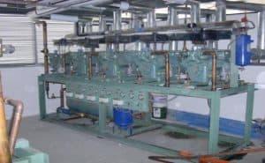 Compressor Multipack Freezer System