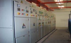 Refrigeration Main Switch Board
