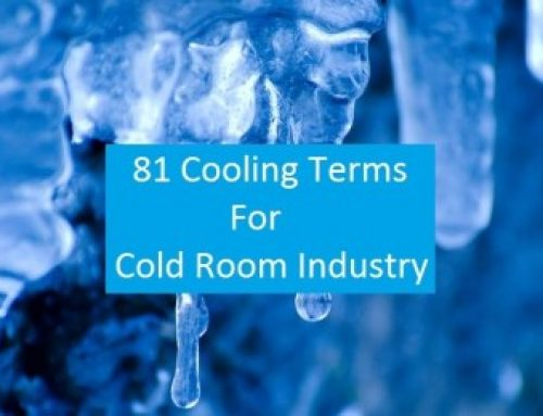 81 Cooling Terms For Cold Room Industry